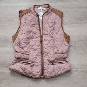 NWT Entro Quilted Vest